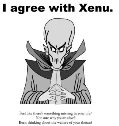 Xenu Lives